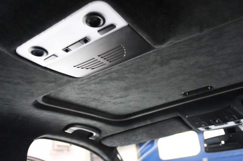 Alcantara Dachhimmel Neubezug passend bei BMW 1er E81 E82