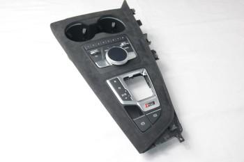 AUDI B9 5F Mittelkonsole A4 A5 S4 S5 RS4 RS5 Alcantara / Teile von BENDA