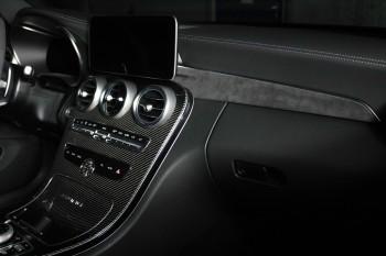 Alcantara Interieurleisten passend bei Mercedes Benz C63 W205
