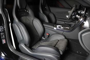 Sophia Calate Mercedes Benz C63AMG Projekt / Alcantara / Carbon Interieur