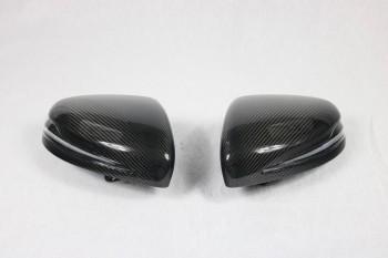 Carbon Spiegelkappen passend bei C Klasse W205