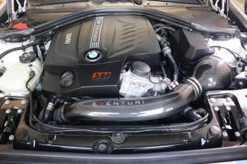 Eventuri Carbon Ansaugsystem passend bei BMW M2 M235i M135i 335i 435i