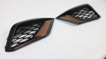 Carbon Frontecken Grill passend für Seat Leon Cupra R