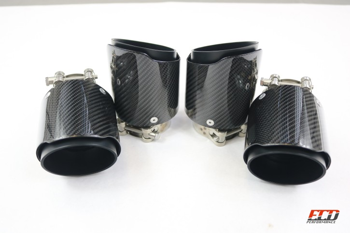 Carbon Endrohr 95mm