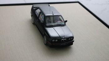 Design Art Modellauto BMW M3 E30 Evo Sport