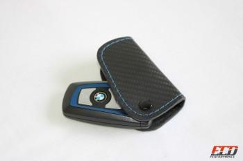 Key case Carbon leather Alcantara F20 F30 F32 F34 F80 F82 F10 F12 F06 F01 F48 F25 F85 F86