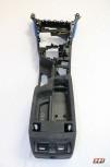 Alcantara Mitteltunnel Mittelkonsole BMW F20 F21 F22 F23 F87 Alcantara / Schwarz / Doppelnaht / Blau / Meine Teile zur Veredelung