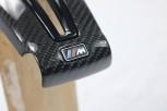 Carbon Lenkradspange BMW M2 M3 M4 M5 M6 Carbon offenporig matt / Teile von ECD-Performance