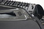 Carbon Mittelkonsole BMW M3CS M4CS F80 F82 Meine Teile zur Veredelung / Glänzend