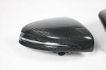 Carbon Spiegelkappen passend bei C Klasse W205 Ich sende meine Teile ein / Glänzend