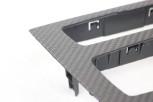 Carbon Radioblende Offenporig matt passend bei Facelift LCI BMW F20 F21 F22 F23 F87 M2 Competition / Meine Teile zur Veredelung