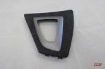 Mittelkonsole Gangwahlschalter Alcantara Carbon F20 F21 F22 F23 F87 Schwarz / Alcantara / Meine Teile zur Veredelung