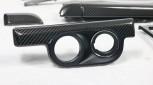 Carbon Interieurleisten passend für Porsche 991 Turbo S, Carrera, GT3, GT3, GT2 RS, GTS Ich sende meine Teile ein / Glänzend
