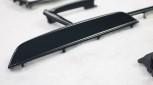 Schwarze Akzentleisten passend für BMW F30 F31 F32 F33 F80 F82 F83 Ich sende meine Teile ein