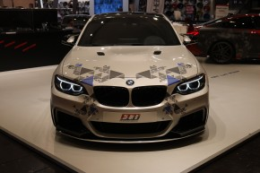 Carbon Spoilerlippe passend bei F22 F23 Lippe front